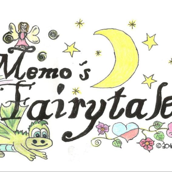 Komplette Bücherreihe aus dem Sortiment von Memo´s Fairytales