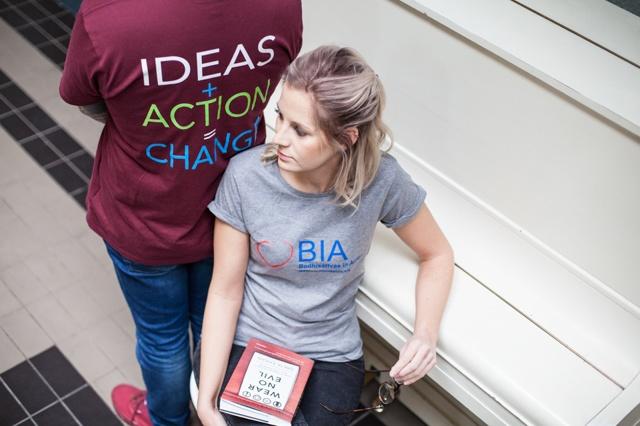 Dharma : Doo & BIA - das Shirt für Weltveränderer