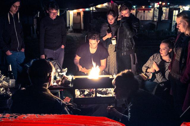 Vodar Eiland - Das neue Studio Lev Musical