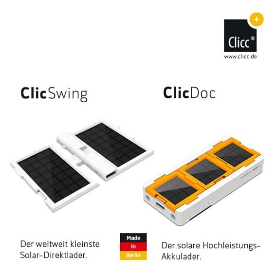 ClicSwing + ClicDoc + Ticket für die Clicc-Party im August
