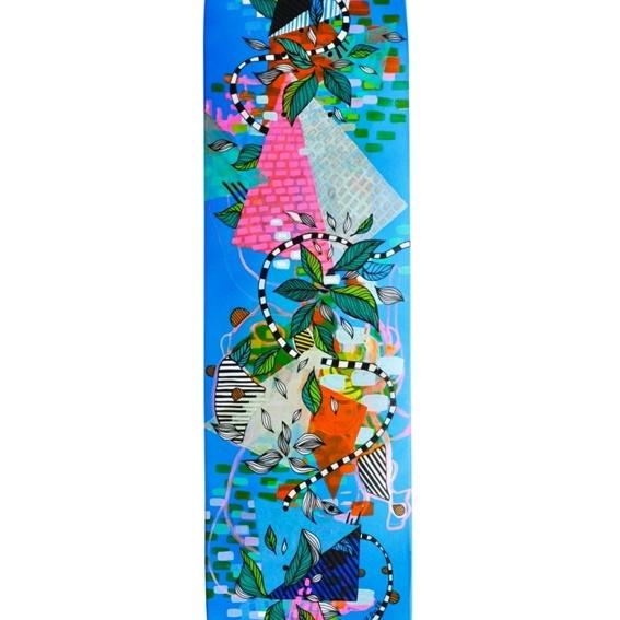 Skateboard Deck Unikat