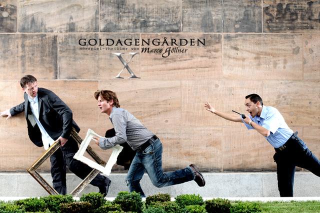 Goldagengården X