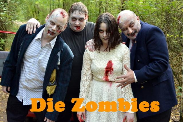 Tote im Birkenwald - Ein Horrorkurzfilm mit 3 Mädchen und Zombies