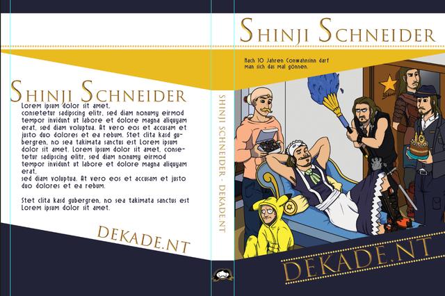 Shinji Schneider - DVD - Dekade.NT