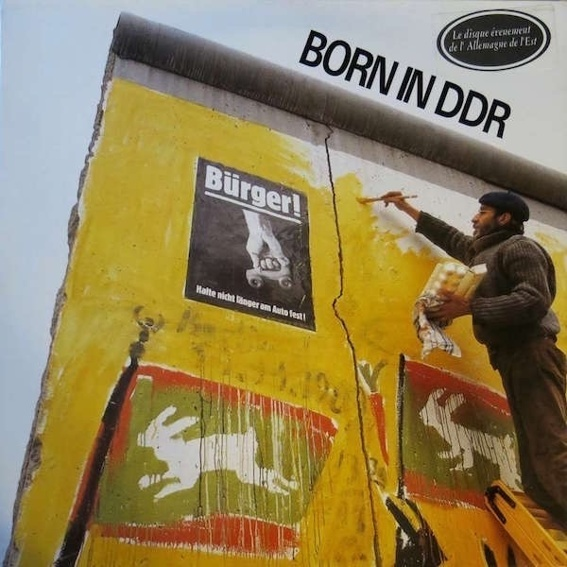 """Born in DDR"" Doppel-Album (Vinyl)"