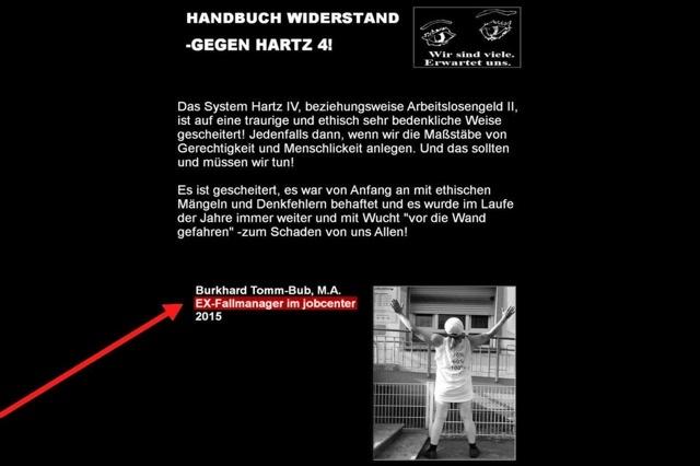 Hartz IV - Handbuch Widerstand - Verschenkaktion