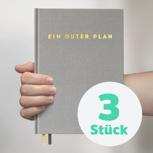Drei gute Pläne