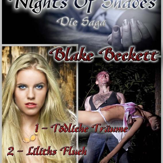 Nights Of Shades - Die Saga, ebook von Blake Beckett