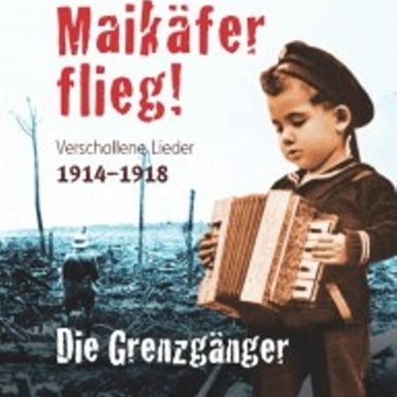 """Die Grenzgänger - """"Maikäfer flieg!"""", handsigniert"""
