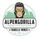 Alpengorilla Pomade Gletscherfrische