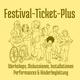 Festival-Ticket Plus