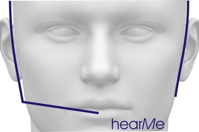 hearMe - sprachliche Kommunikation ohne Kehlkopf