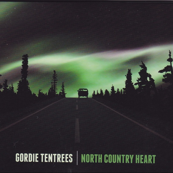 Gordie Tentrees - North Country Heart - CD