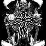 Umläut - Das Heavy Metal Rollenspiel T-Shirt