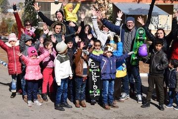 Ein Skatepark für Syrien
