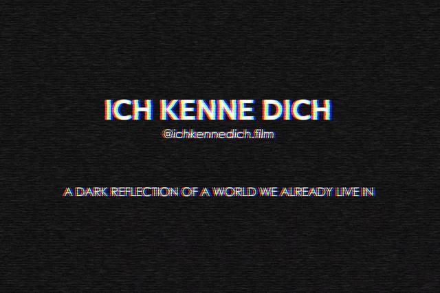 ICH KENNE DICH - Kurzfilm