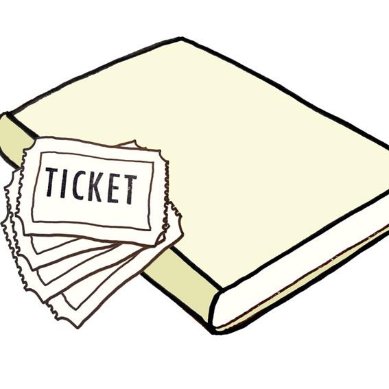 4er Ticket und ein handsigniertes Kinderbuch