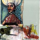 Zwei Postkarten mit Märchenillustrationen