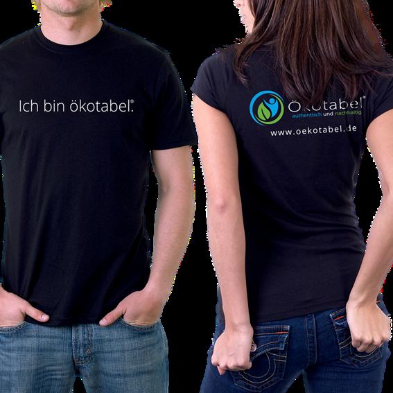 Ökotabel® Shirt - EARTH POSITIVE