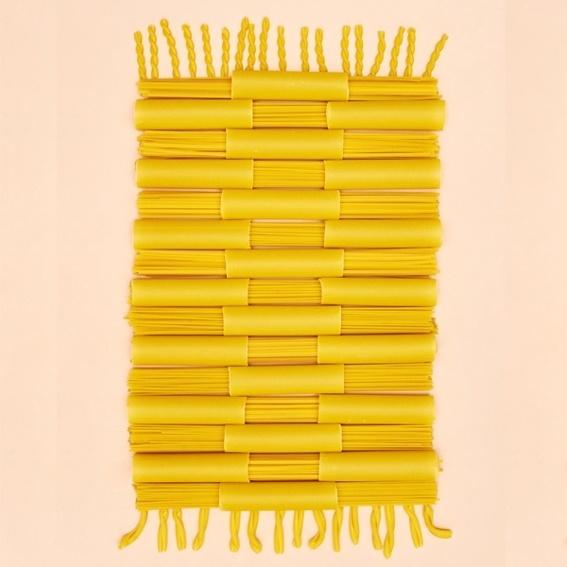 """Pasta Carpet"" by Sarah Illenberger"