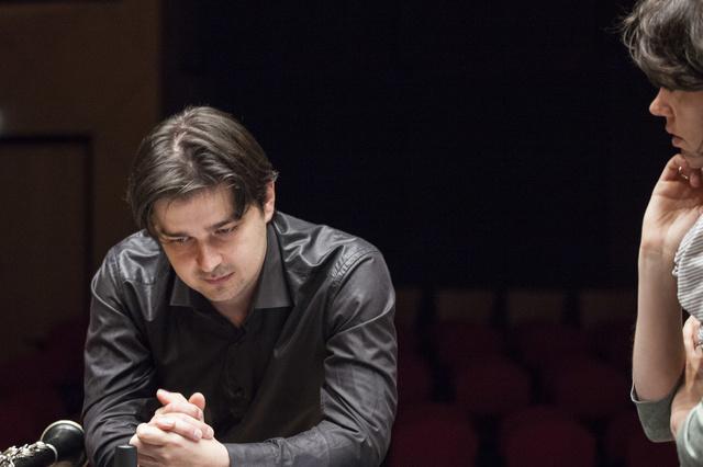 Uladzimir Soltans Debütalbum: Neue Klarinettenkonzerte
