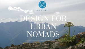 KANCHA - Design Accessories for Urban Nomads