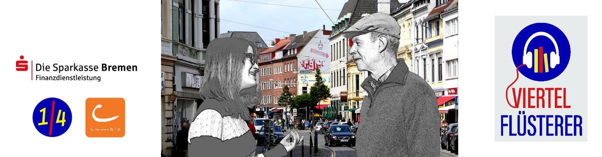 Hörspaziergänge im Bremer Viertel