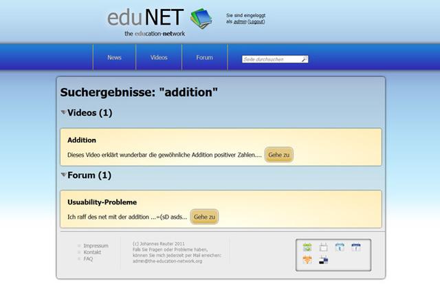 eduNET - the education-network