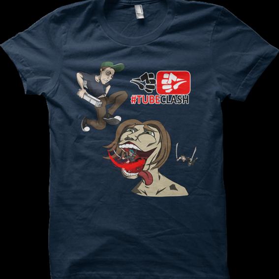 #TubeClash-T(itan)Shirt