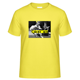 """1 x T-shirt """"Come on"""" (with theme and WaveFont)"""