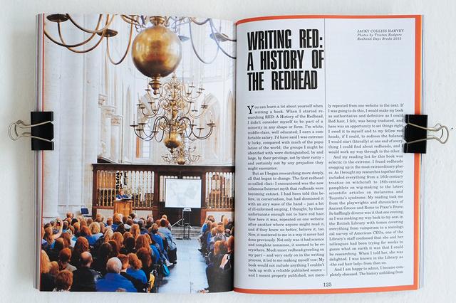 MC1R Das Magazin für Rothaarige