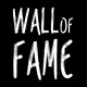 Kunstvoll im Laden verewigt - Wall of Fame