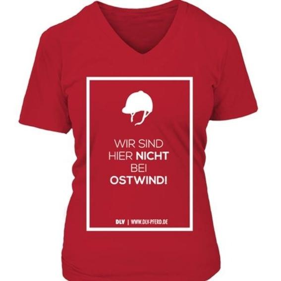 T-Shirt aus der Reitlehre-Kompakt Kollektion