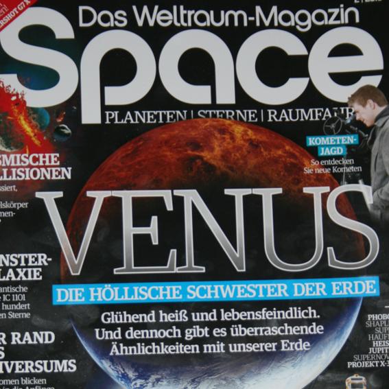 DVD + Plakat + Space*
