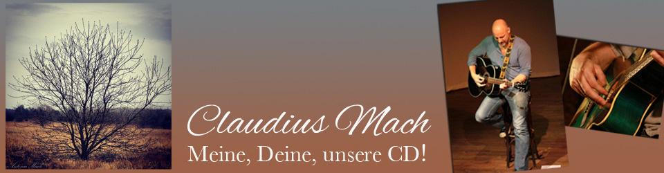 Deine, meine, unsere CD: Wenn Schatten untergehn - Claudius Mach