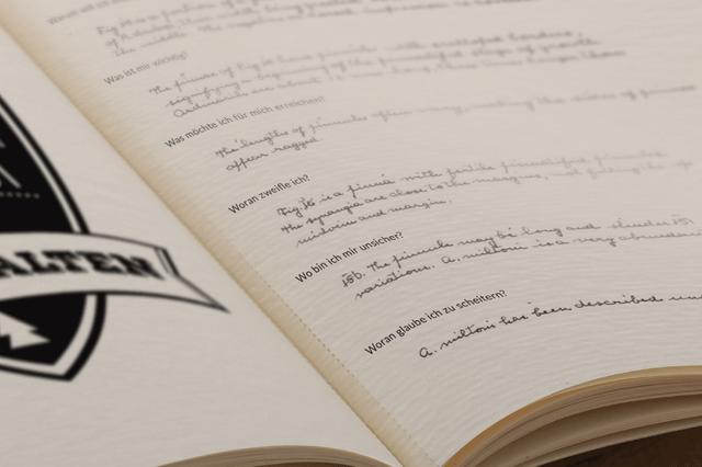 Das Superhelden Journal