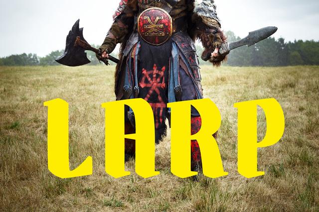 LARP - The Photobook