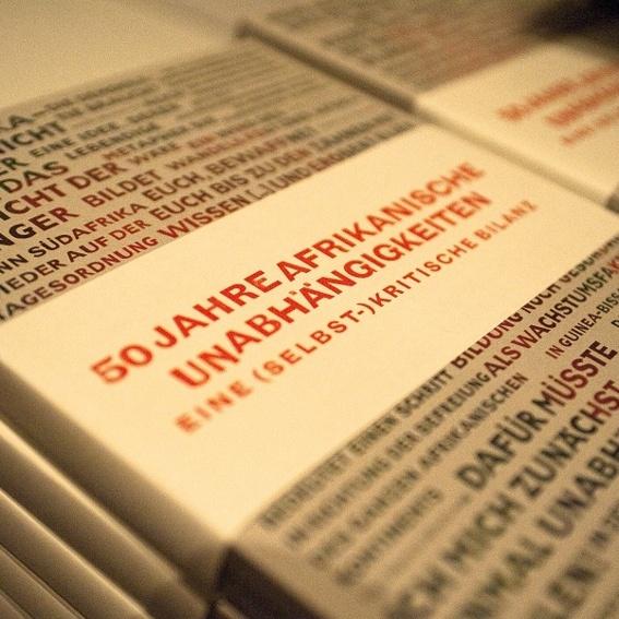 Buch: 50 Jahre Afrikanische Un-Abhängigkeiten