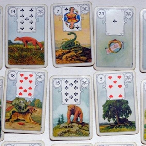 Beratung mit Karten