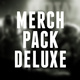 Merch-Pack DELUXE (signiertes Album + T-Shirt + Beutel +  Sticker)