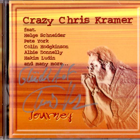 Chris Kramer - Journey (handsigniert)