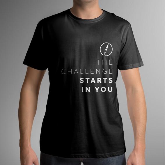 LIFE COMPASS Herren T-Shirt