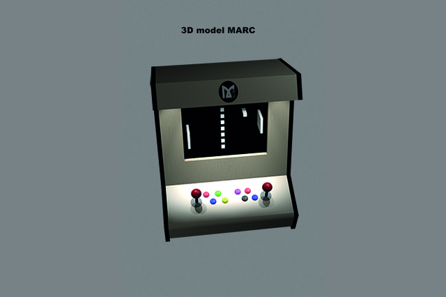 The Mechanical Arcade Machine