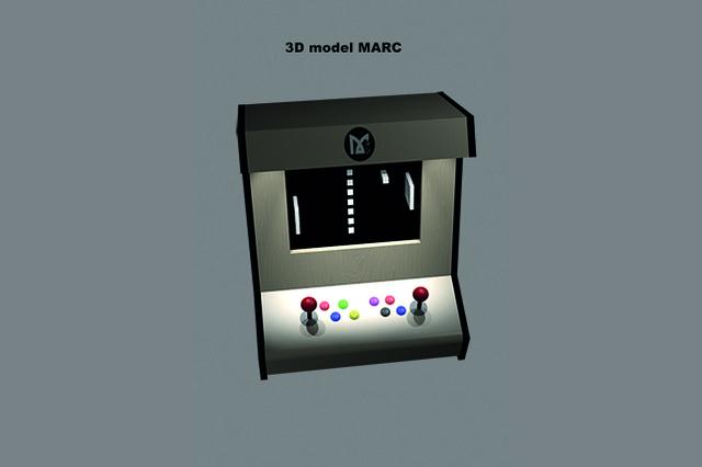 The Mechanical Arcade Machine