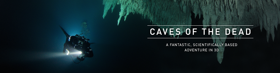 Caves of the Dead 3D