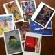 Kunstpostkarten Set II