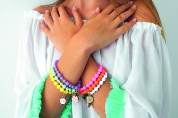 Talking Pearls - Süße Code-Armbänder für Dich!