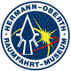 Ticket für das Hermann-Oberth-Raumfahrt-Museum