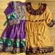 Afghanisches Puppenkleid