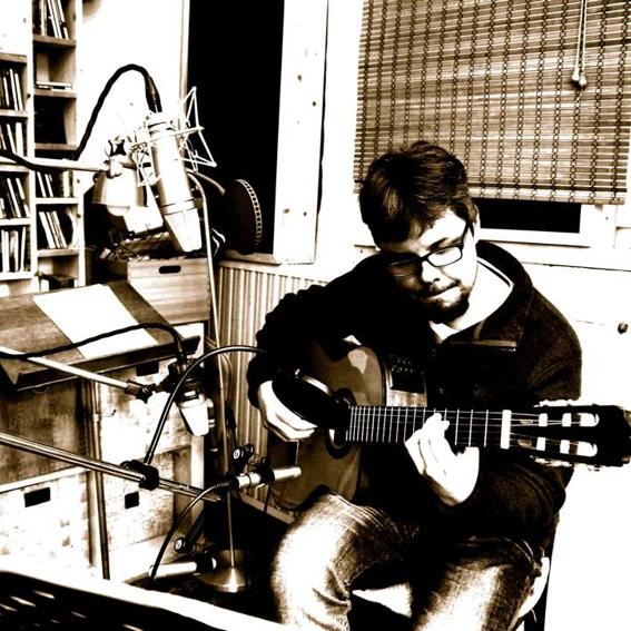 CD + Bossa-Guitar Class!
